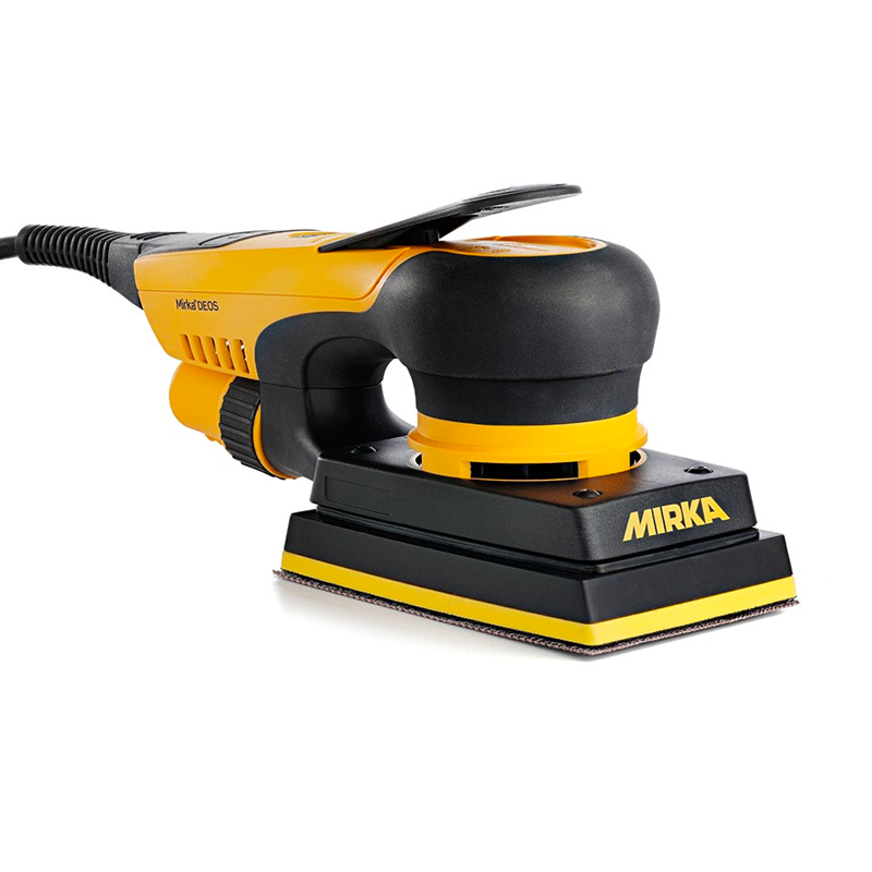 Mirka Sanding Kit - DEOS Sander and Dust Extractor