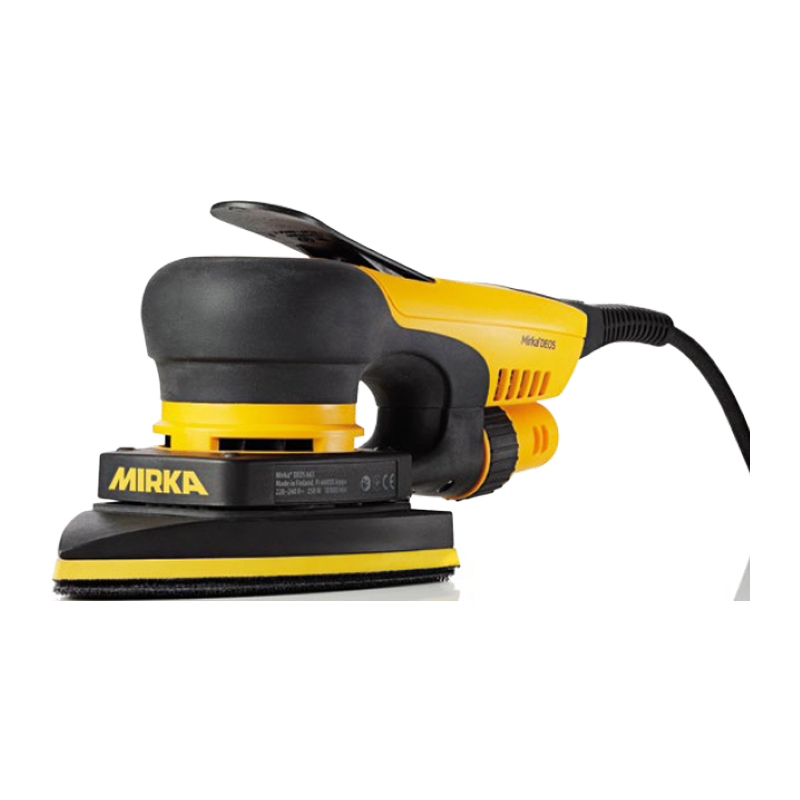 Mirka® DEOS Delta 663CV - Direct Electrical Orbital Sander for Corners