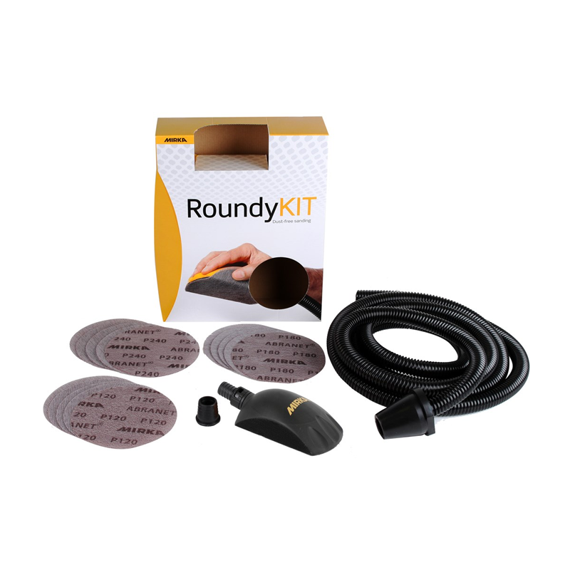 Mirka® Roundy Kit