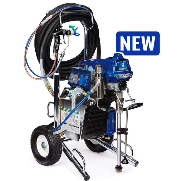 NEW GEN GRACO FinishPro II 595 PC Air Assisted Airless Sprayer 17E915