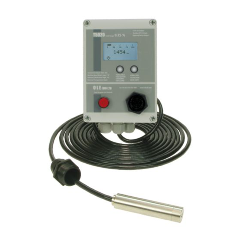 OLE T5020 Tank Gauge c/w Probe for tanks up to 3m in height
