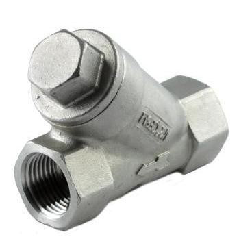 "GO Piston Check Valve 316 Stainless 1/2"" to 2"" PCS Range"