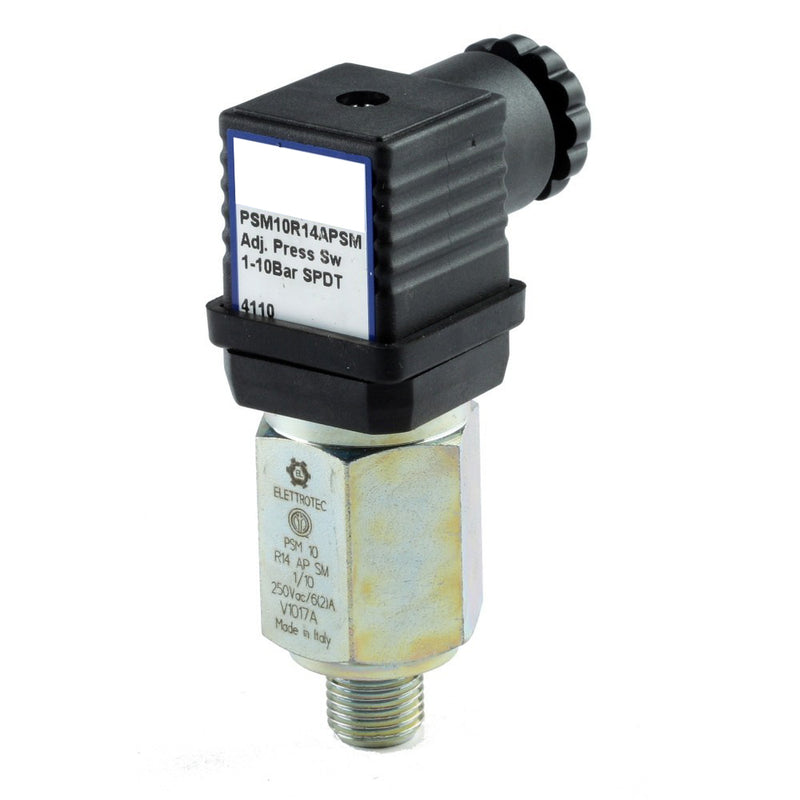 GO Pressure Switch Plated Steel PSP Range