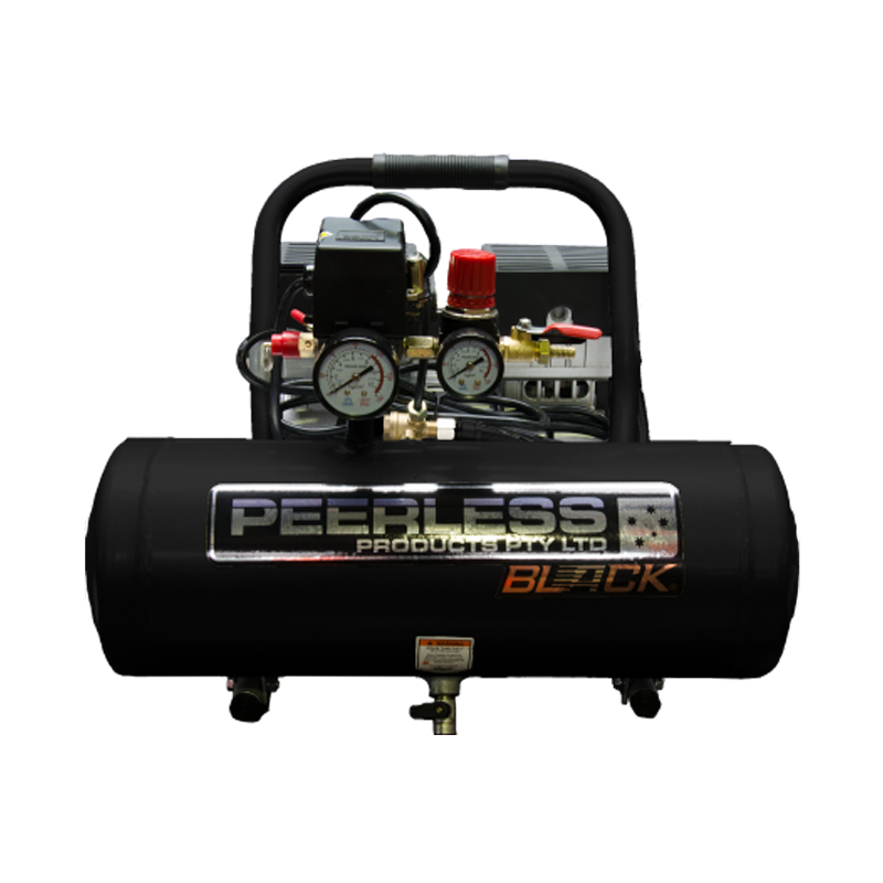 Peerless Air Compressor Black PB2000