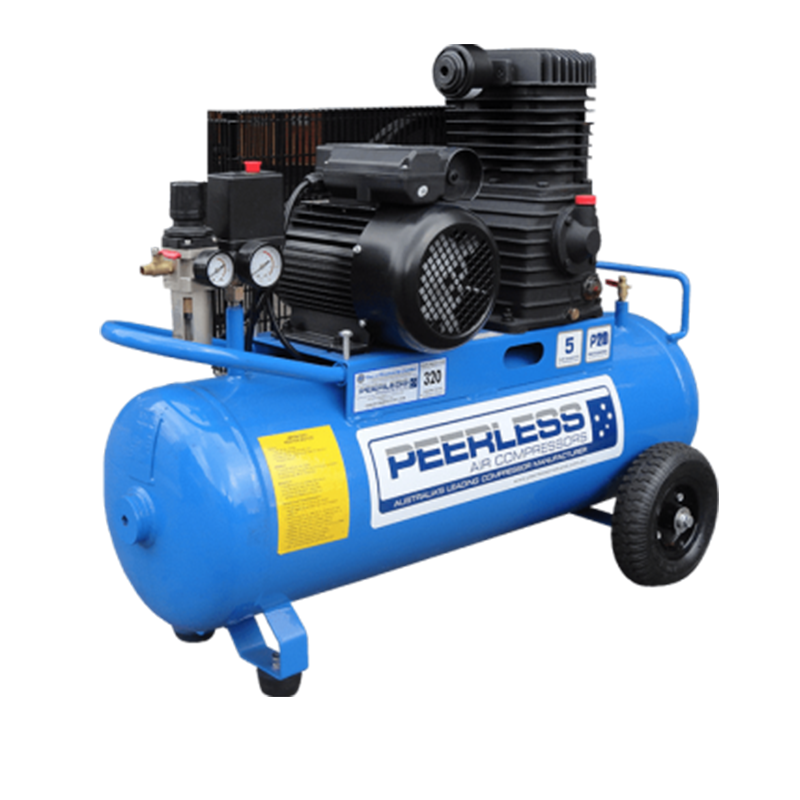 Peerless Air Compressor Single Phase High Flow P20