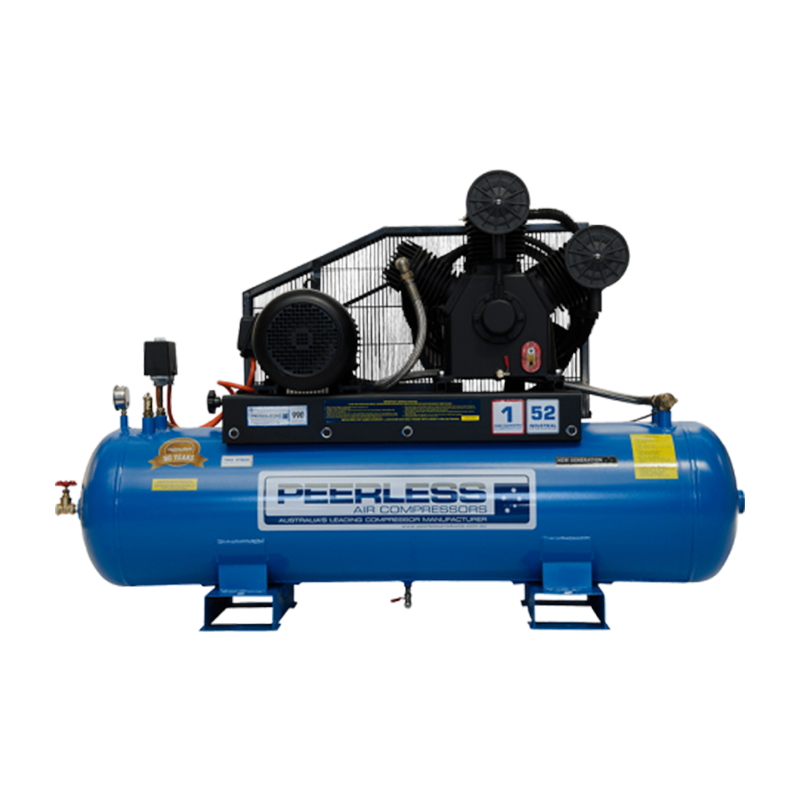 Peerless Air Compressor Three Phase High Pressure PHP52 00120