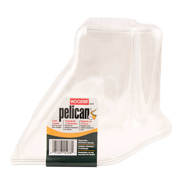 Wooster Pelican Hand Held Pail Liners (3 Pack)
