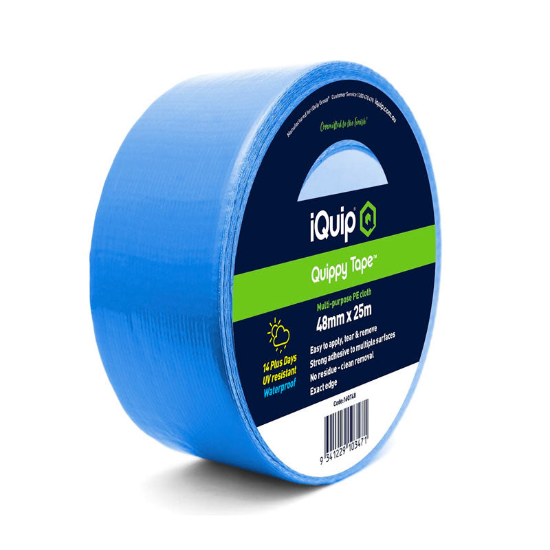 iQuip Quippy Tape - 36mm x 25M Range