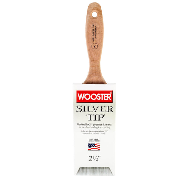 Wooster Siler Tip Oval Brush SOFT