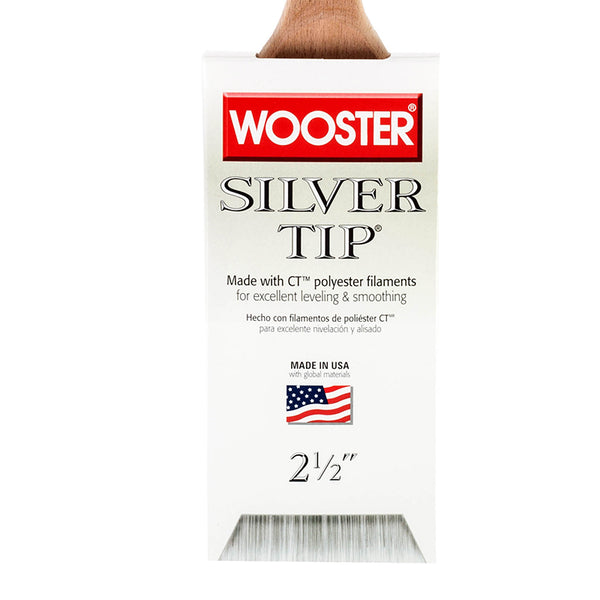 Wooster Siler Tip Oval Brush SOFT Specs