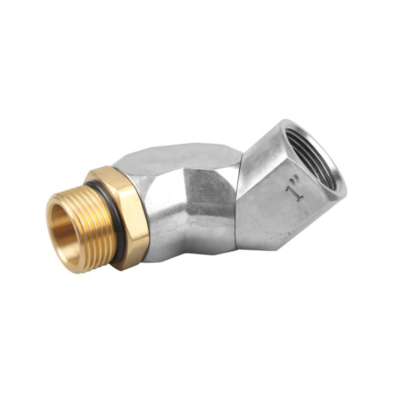"SWIVEL PIUSI 1"" Female x 1"" Male Dual Plane BSP F14567000"