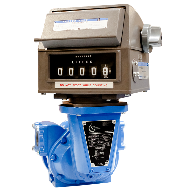 Total Control Systems (TCS) 700 Series Rotary Flow Meter Range