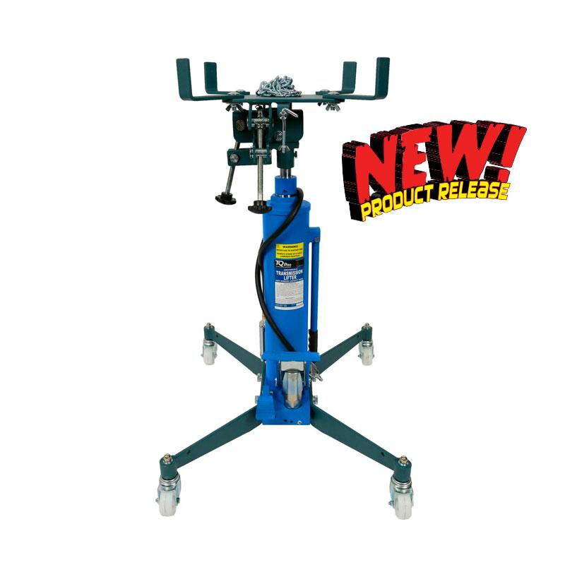 Tradequip Transmission Lifter 500kg Air/Hydraulic