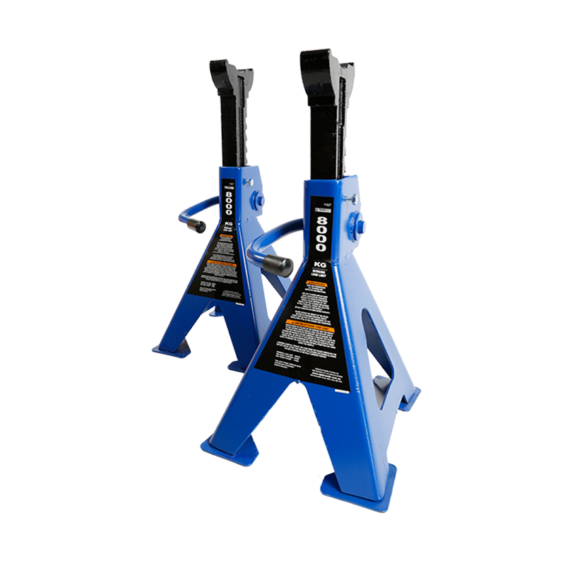 Tradequip Jack Stands (Set of 2) 8T Capacity 1162T
