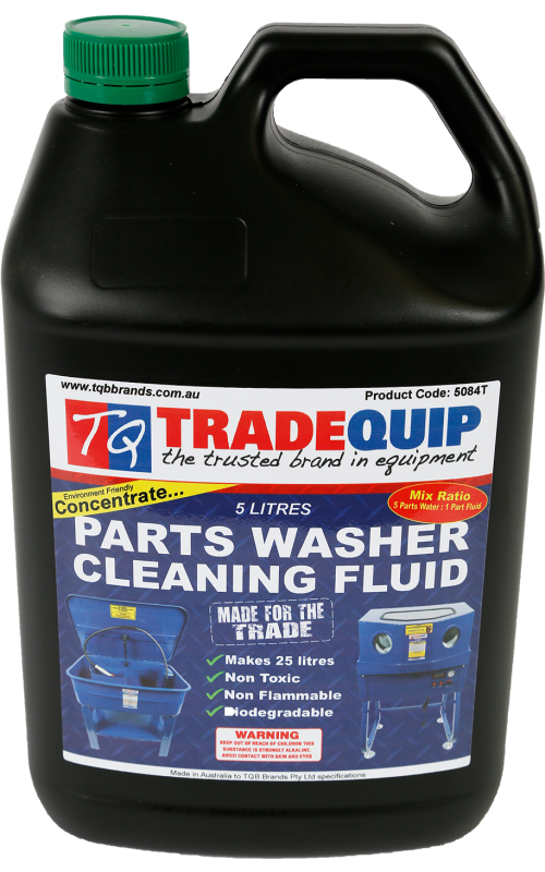 Tradequip Parts Wash Concentrate 5L 5084T