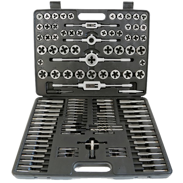Tradequip Tap and Die Set 115 Piece 7117