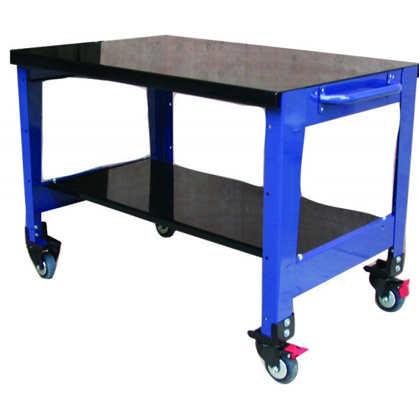 Tradequip Workbench Mobile 1100(L) x 700(W) x 1000(H) mm 1073