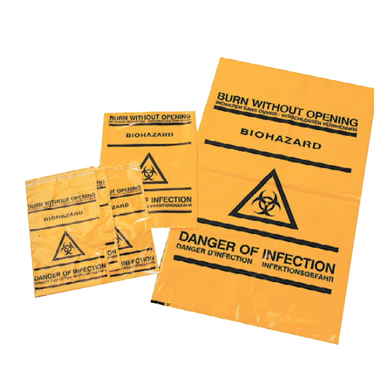 Trafalgar Biohazard Waste Bag Range