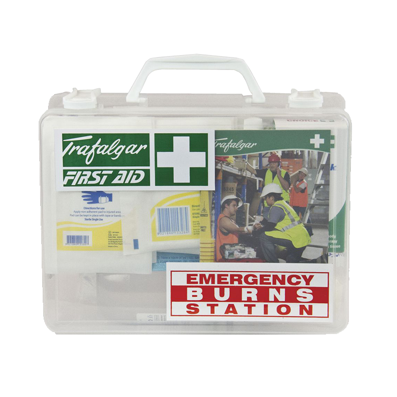Trafalgar Emergency Burns Station 856591