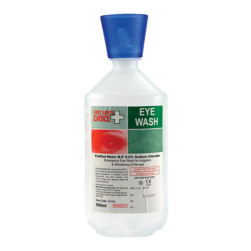 Trafalgar Eye Wash 500ml 876234