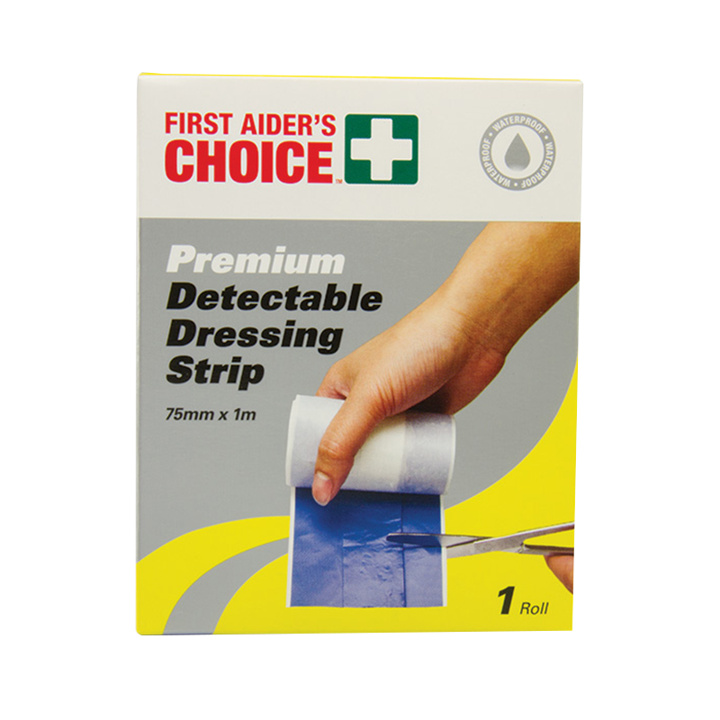 Trafalgar First Aiders Choice Blue Dressing Strip 856744