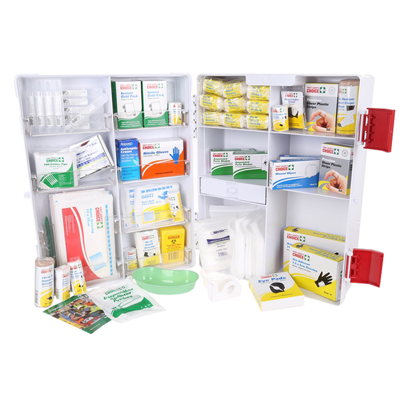 Trafalgar Food and Beverage Manufacturing First Aid Kit 875391