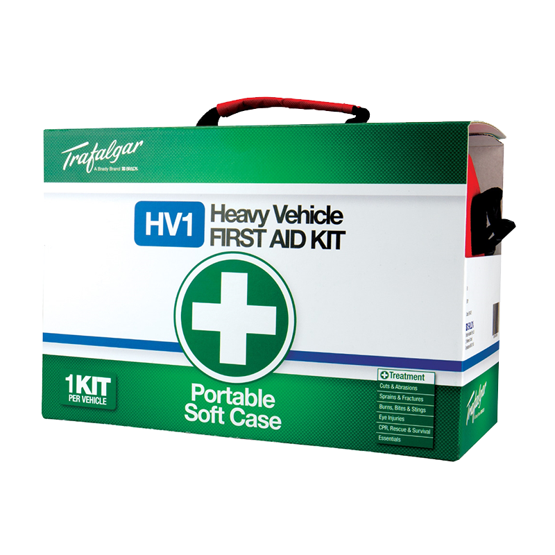 Trafalgar Heavy Vehicle First Aid Kit HV1 876475
