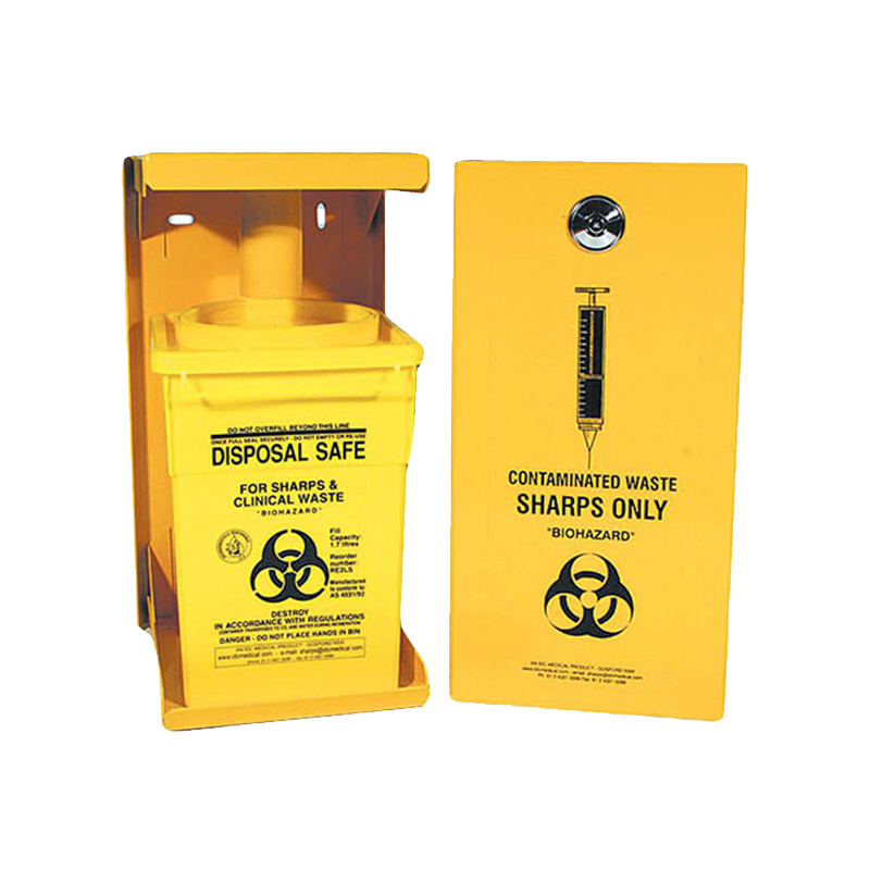 Trafalgar Metal Safe for 2 Litre Sharps Container 853130