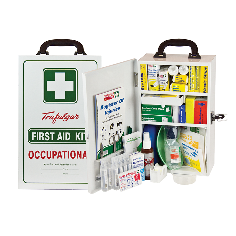 Trafalgar National Workplace First Aid Kits 873850