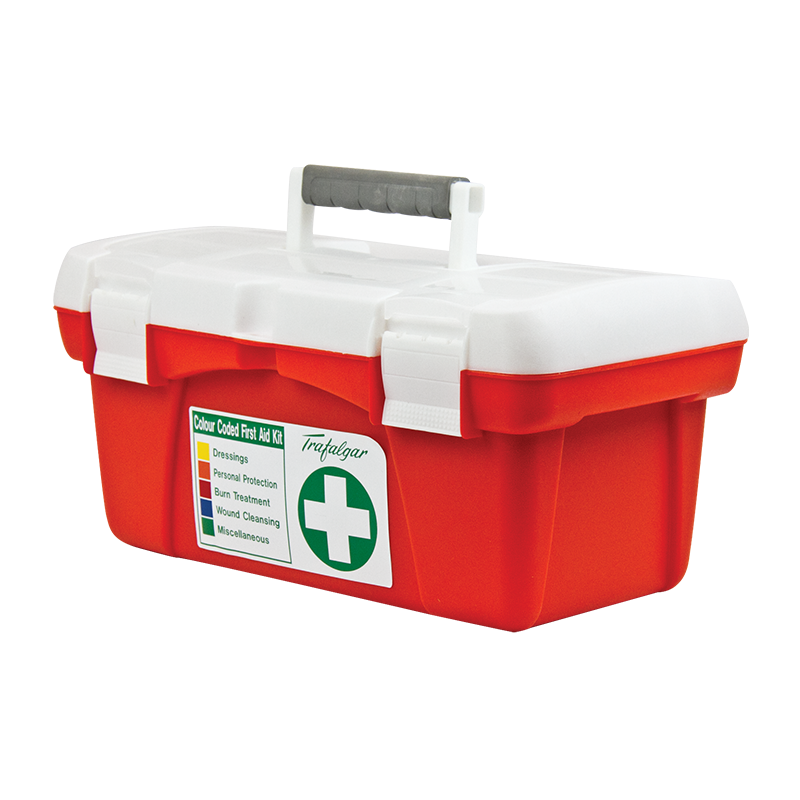 Trafalgar National Workplace First Aid Kits 873852