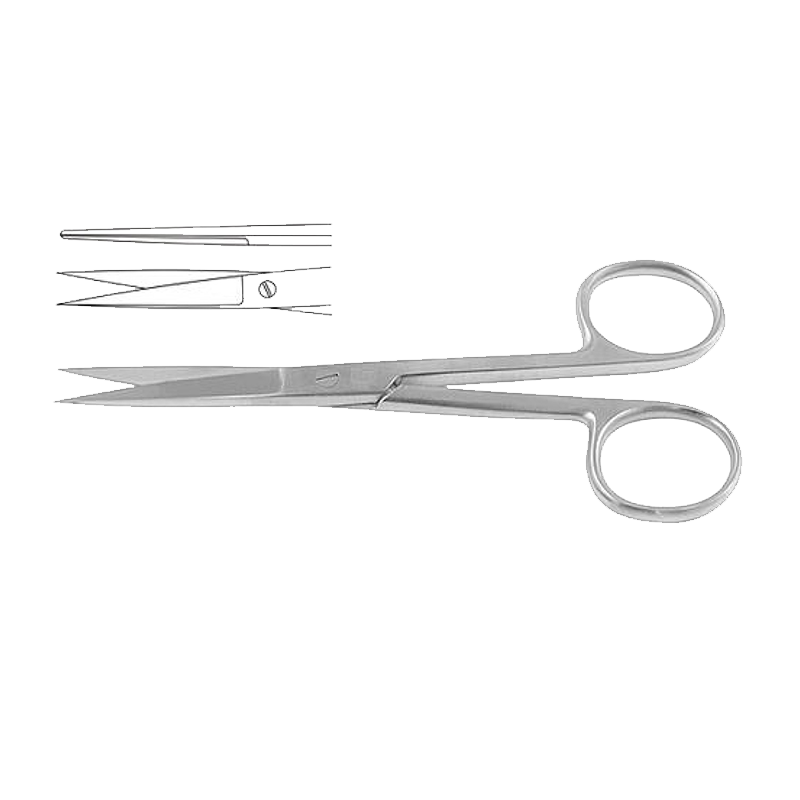 Trafalgar Scissors Sharp Sharp 12.5cm 858267