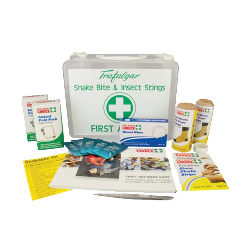 Trafalgar Snake Bite and Insect Stings First Aid Kit 875499