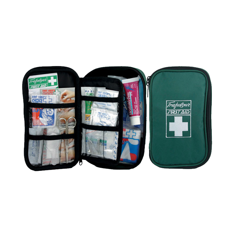 Trafalgar Travel First Aid Kit Soft Case 856930
