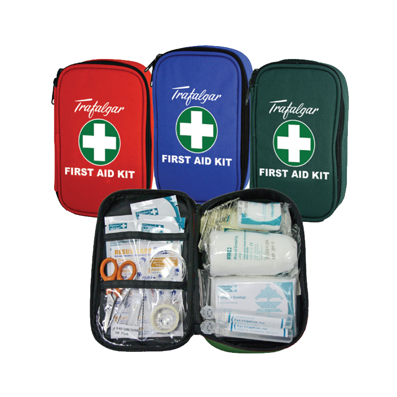 Trafalgar Vehicle Low Risk First Aid Kit