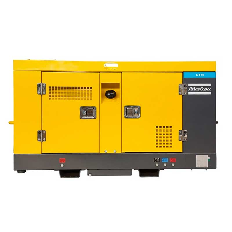 Atlas Copco Utility Series 8 Air Compressor U190 PACE