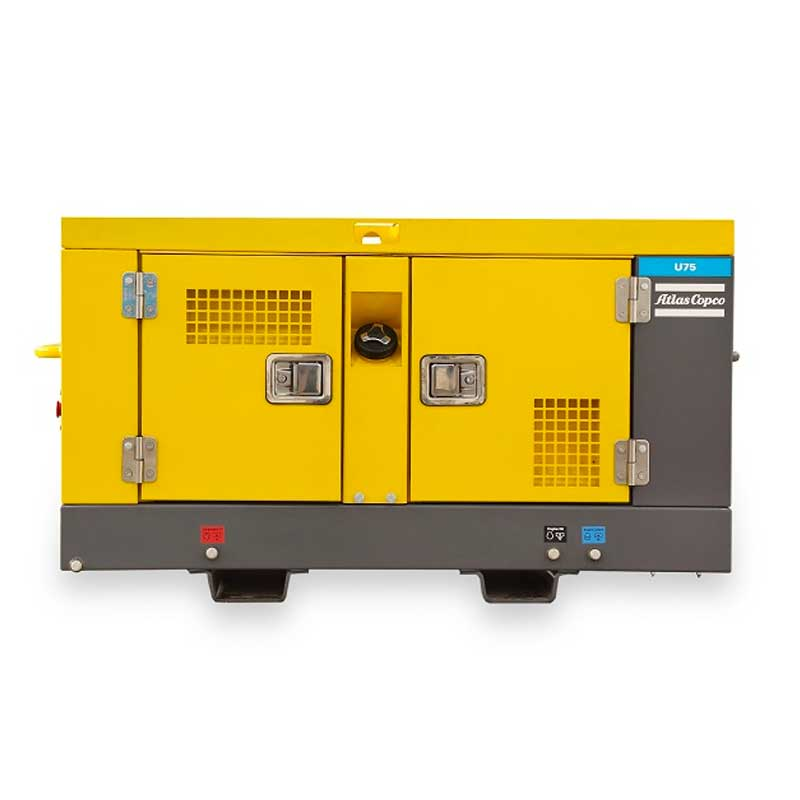 Atlas Copco Utility Series 8 Air Compressor U75