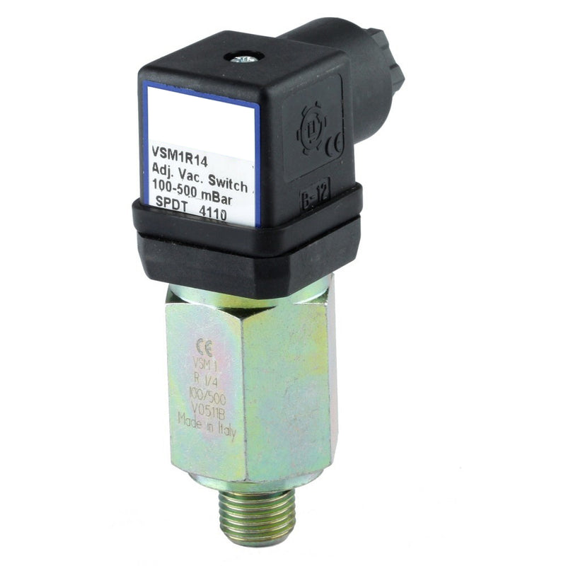 GO Vacuum Switch Plated Steel Body VSM Range