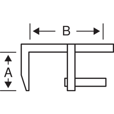 Bahco F Clamp Dimensions