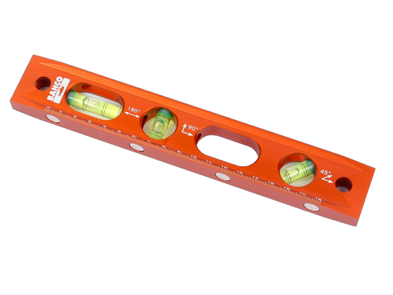 Bahco Torpedo Spirit Level 250mm