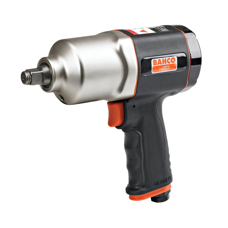 "Bahco Air Tool Impact Wrench 1/2"" Drive BP815"