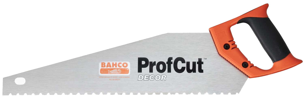 "Bahco ProfCut 16"" 400mm 34 Special Tooth Polystyrene Foam Handsaw"