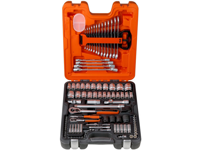 Bahco Socket Set 106 Piece S106