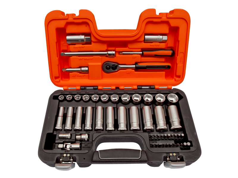 Bahco Socket Set 53 Piece S330L