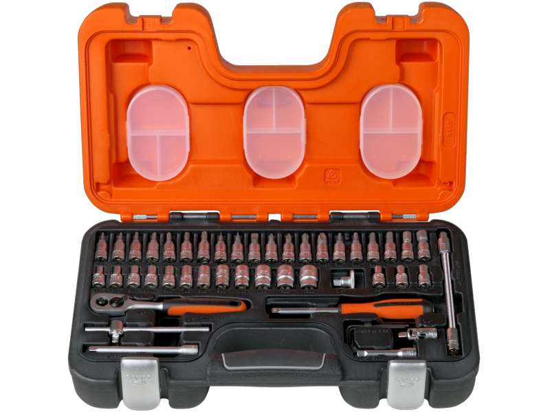 Bahco Socket Set 46 Piece S460