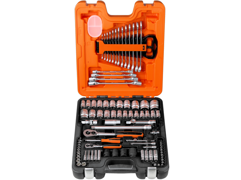 Bahco Socket Set 94 Piece S87+7