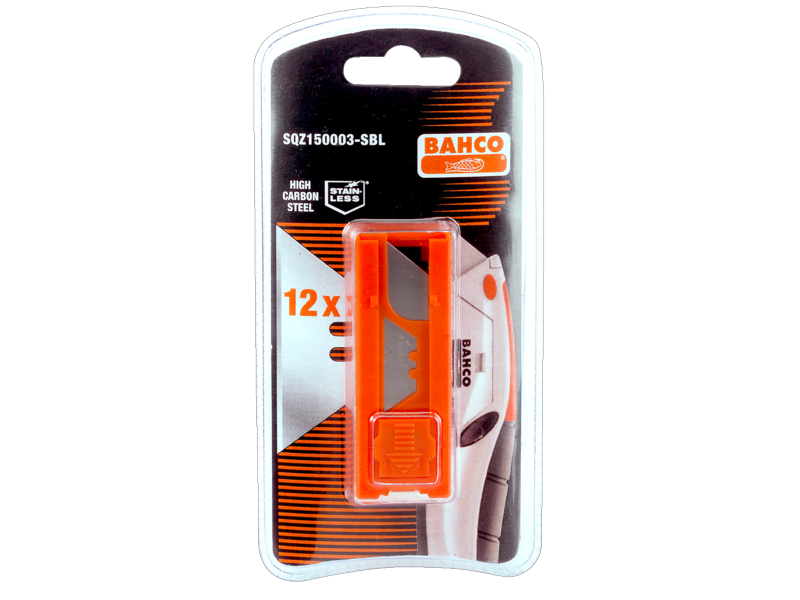 Bahco Knife Squeeze Style Spare Blades SQZ150003-SBL