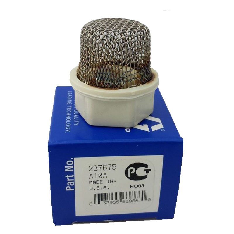 "Graco 237675 Inlet Strainer 1/2"", 490St Upright"