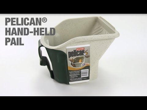 Wooster Pelican Hand Held Pail Liners (3 Pack) Video