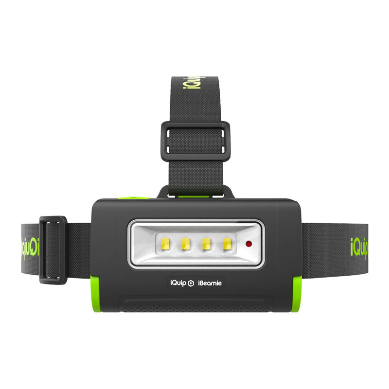 iQuip iBeamie LED Rechargeable Head Light