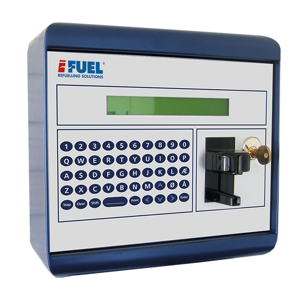 iFUEL® Pro Electronic Fluids Management System c.w Card Reader